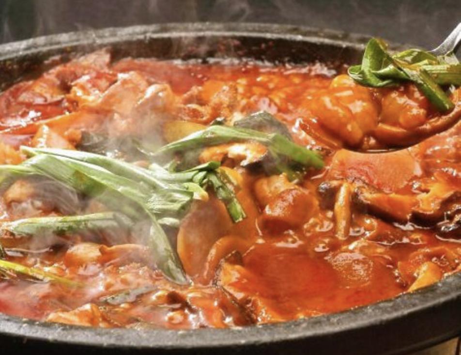 辛い料理 韓国人