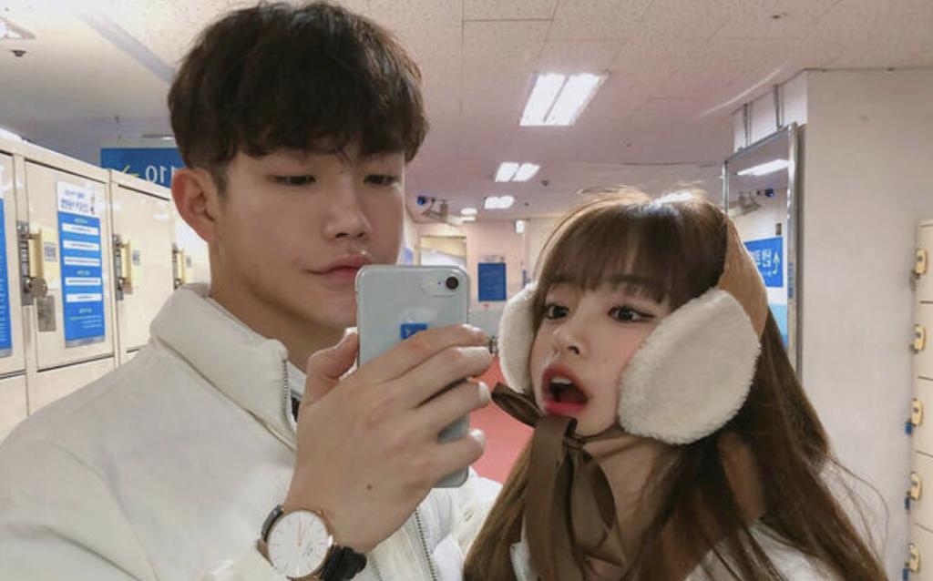韓国高校生恋愛事情