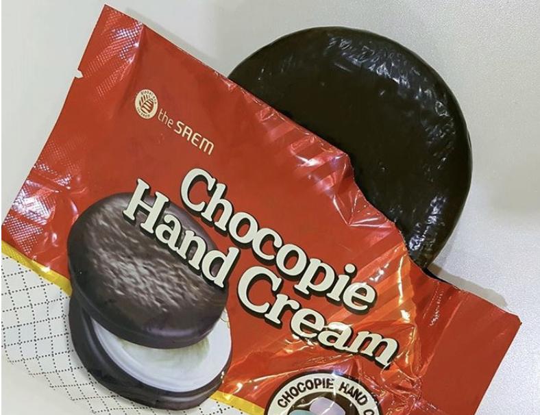 チョコパイの韓国のフードメティック