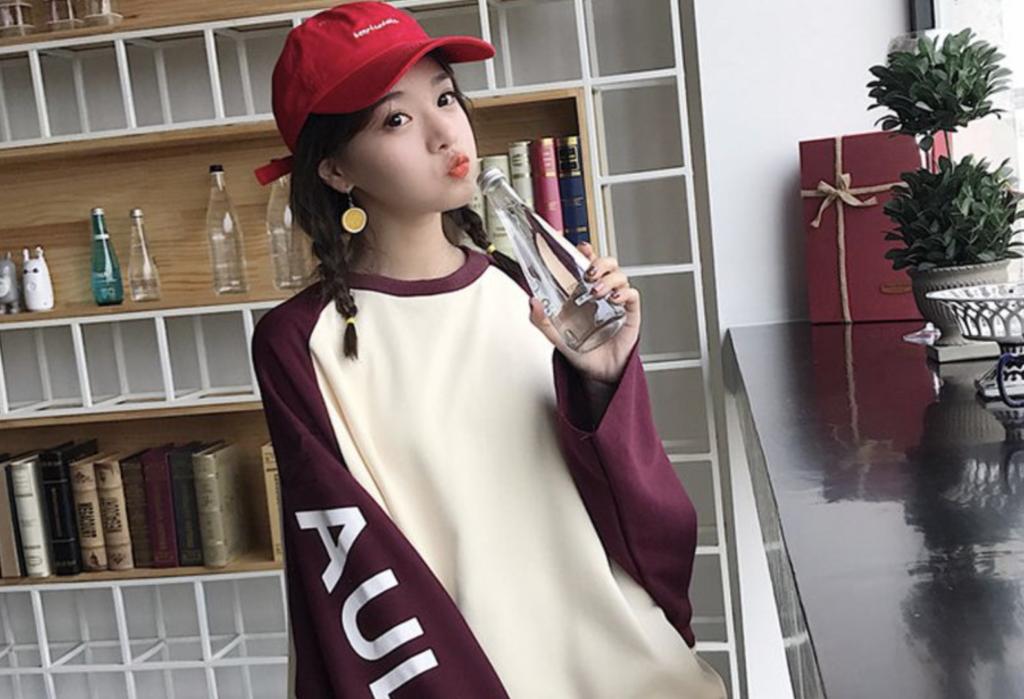 韓国の女子大生オルチャンファッション
