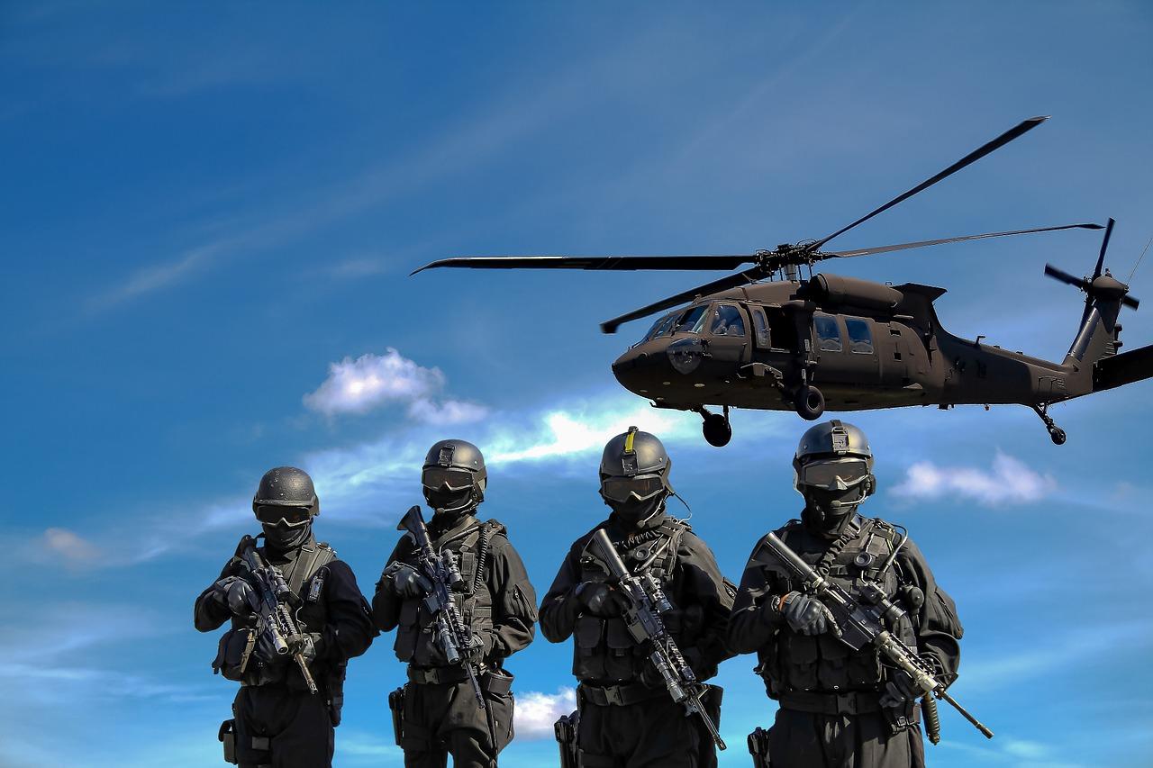 韓国、兵役