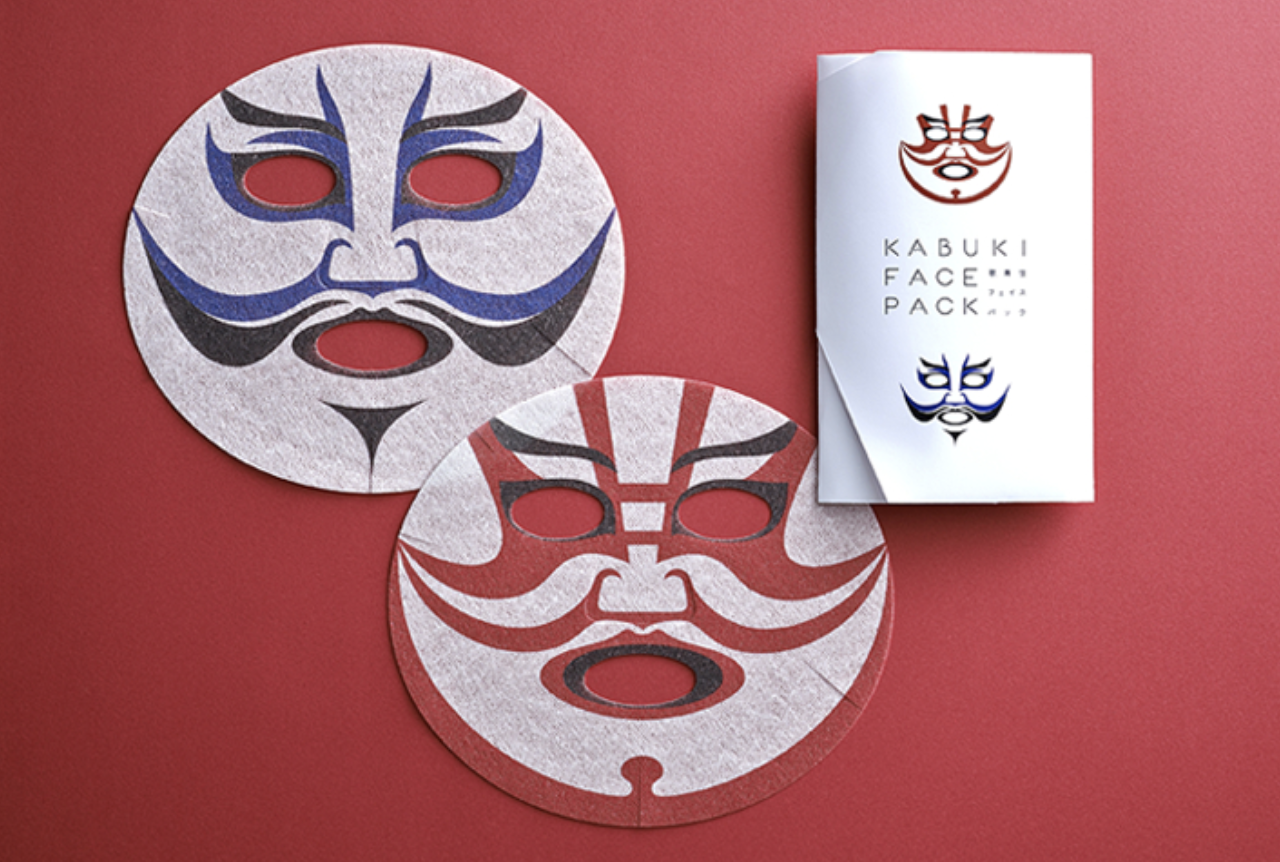 歌舞伎マスク