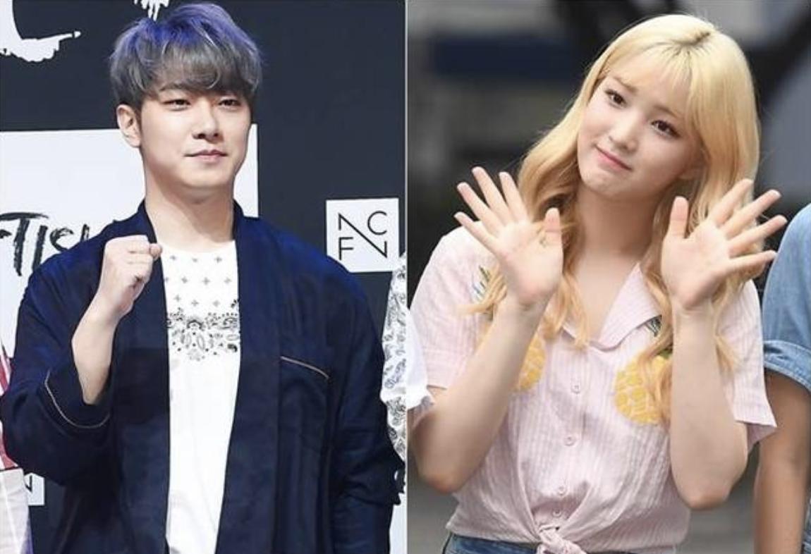 韓国アイドルの公開恋愛