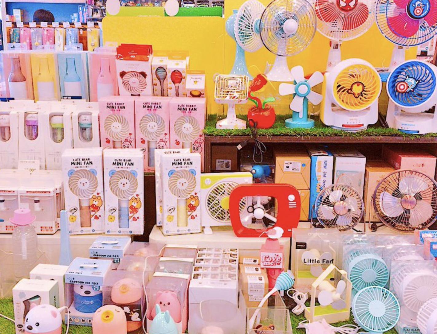 韓国で流行りの雑貨特集!おしゃれで可愛い韓国雑貨はお土産としても人気
