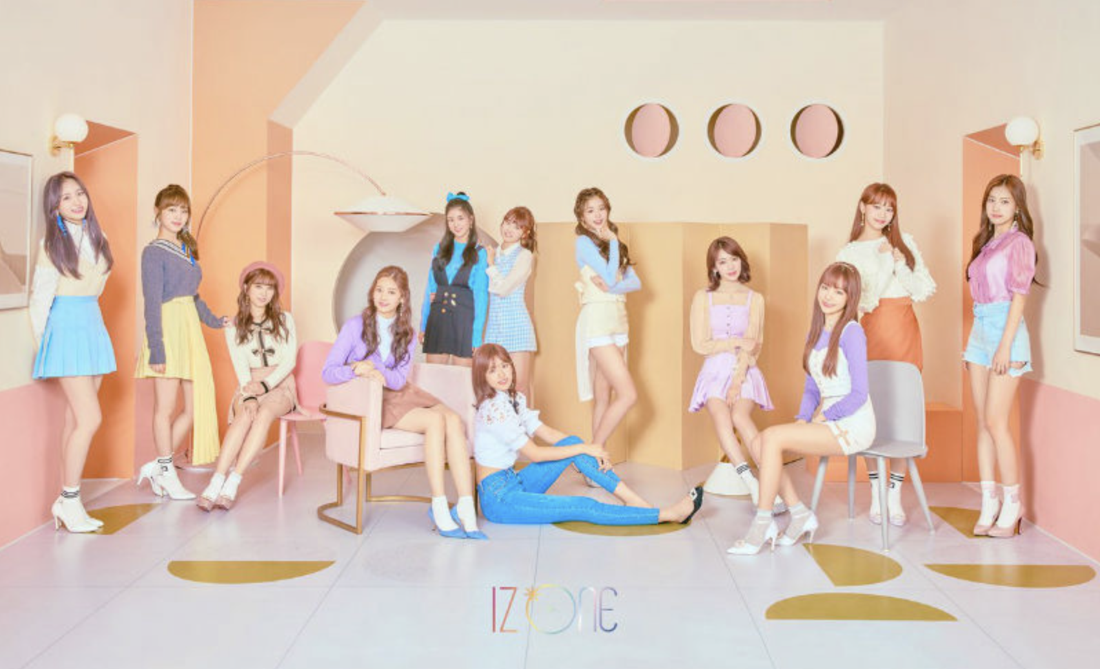 kpopアイドル2019