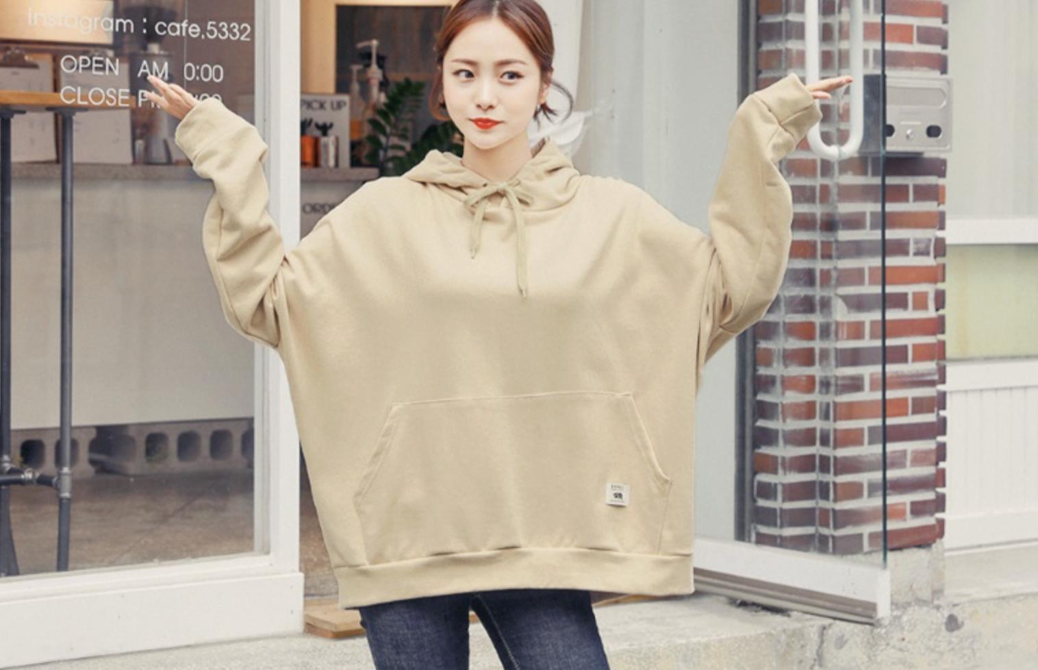 韓国の女子大生ファッション