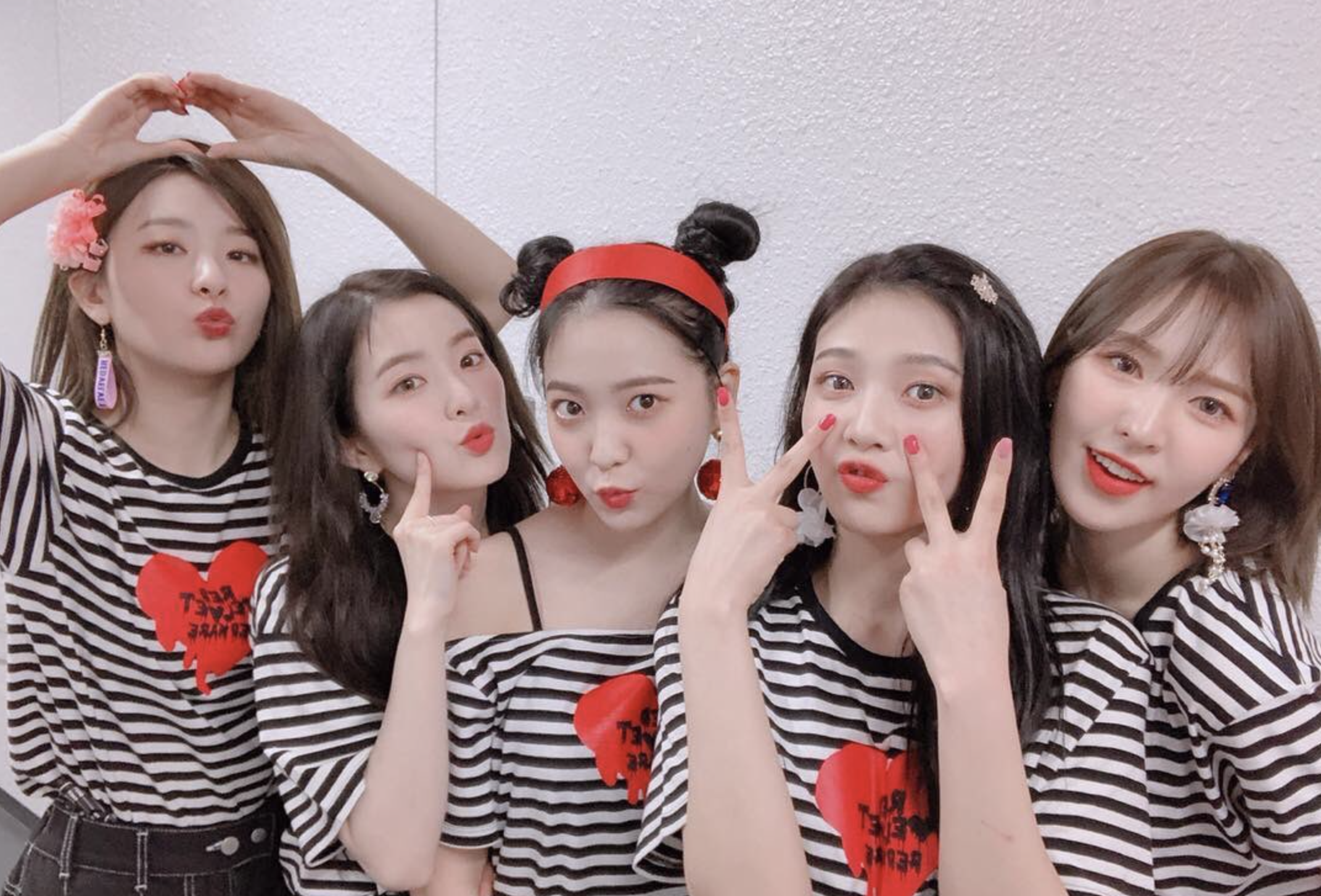 Red Velvetのライブレポ