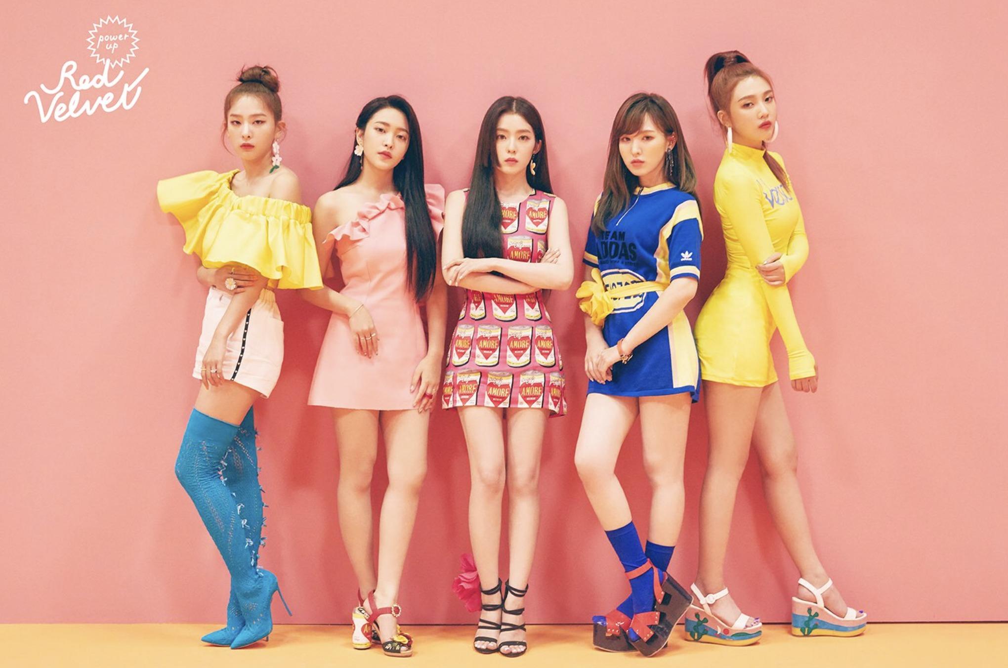Red Velvetのチケット倍率